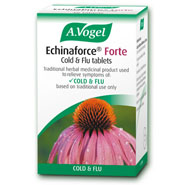A Vogels Echinaforce Forte Tablets