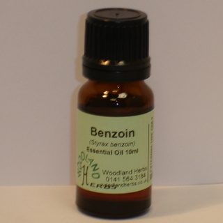 how to make benzoin oil